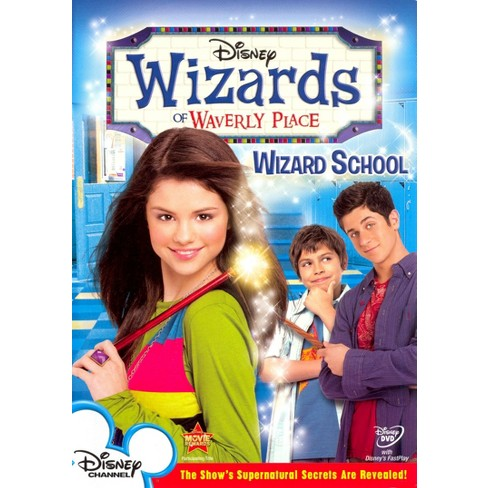 Wizards of Waverly Place: Wizard School (dvd_video) - image 1 of 1