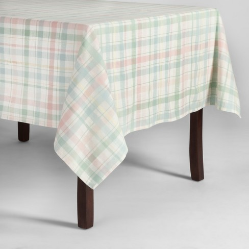 Plaid Tablecloth - Threshold™ - image 1 of 1