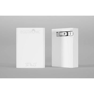 White Apple Bundle Pack Gan 65W