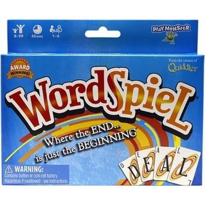 WordSpiel Board Game