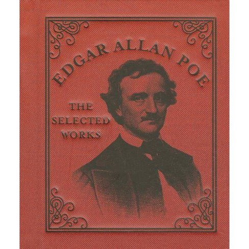 Edgar Allan Poe - (Miniature Editions) (Hardcover) - image 1 of 1
