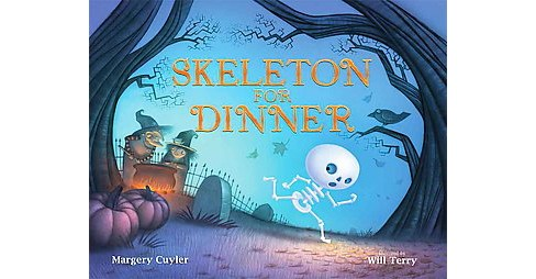 Skeleton for Dinner (School And Library) (Margery Cuyler) - image 1 of 1