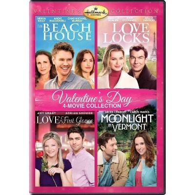 Hallmark Valentine's Day Movie Collection (DVD)(2020)