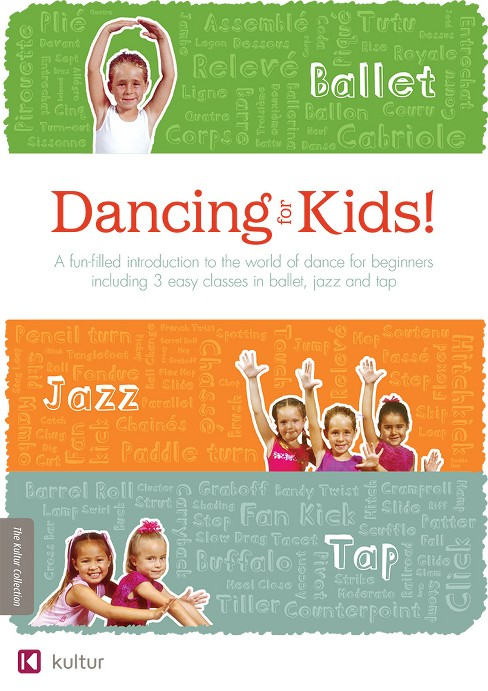 Dancing for kids (DVD) - image 1 of 1