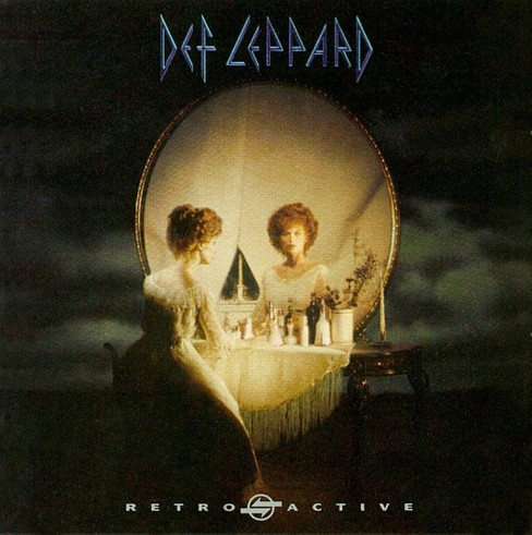Def leppard - Retro active (CD) - image 1 of 1