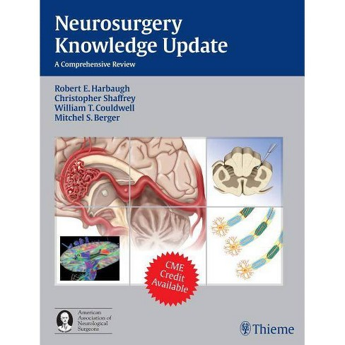 Neurosurgery Knowledge Update - (Hardcover) - image 1 of 1