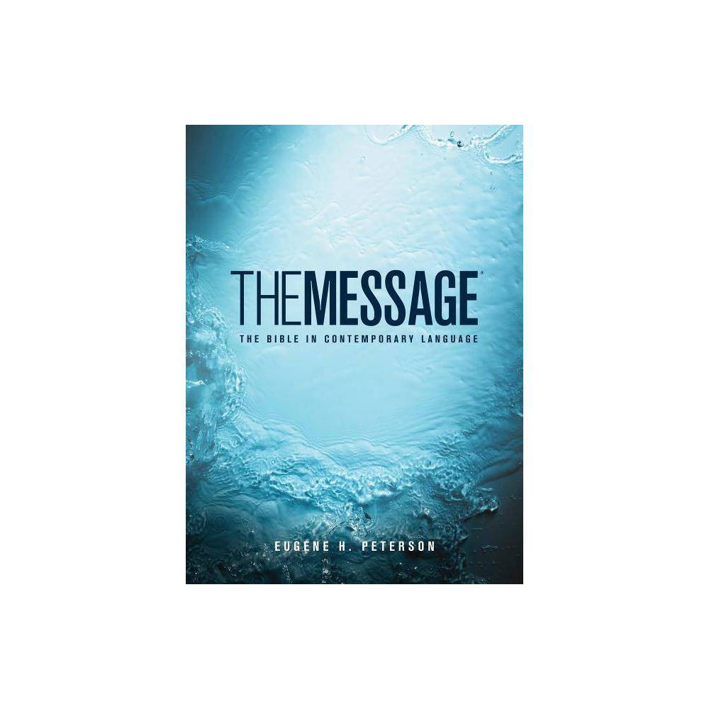 The Message Numbered Edition Hardcover
