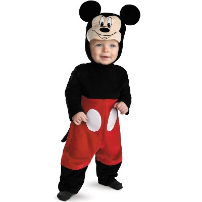 Mickey Mouse & Friends Disney Mickey Infant/Toddler Costume