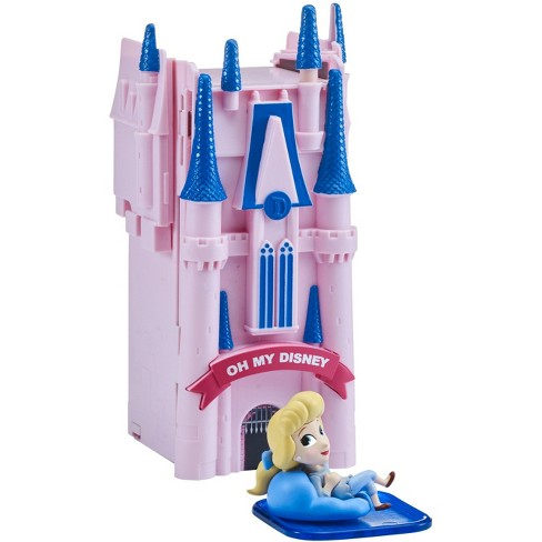 Wreck-It Ralph Power Pac Oh My Disney Castle with Cinderella - image 1 of 4