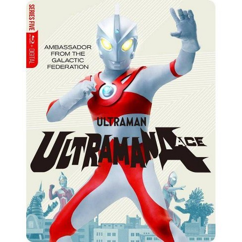 Ultraman Ace: The Complete Series (Blu-ray)(2020) - image 1 of 1