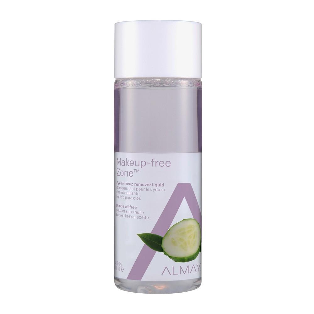Almay Oil-Free Eye Makeup Remover Liquid - 4 oz., Non-Oily