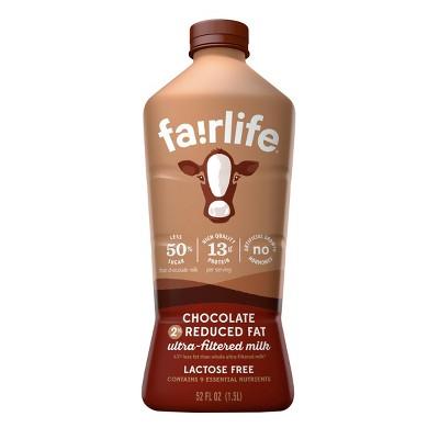 Fairlife Lactose-Free 2% Chocolate Milk - 52 fl oz