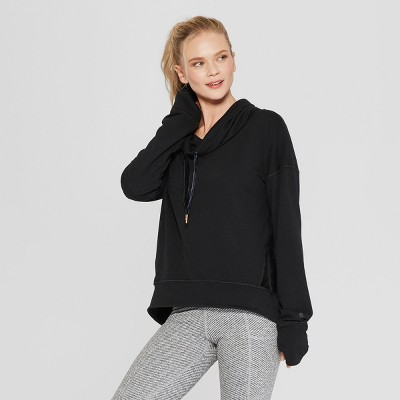 b75d337ee9d0 Women s Cozy Pullover – C9 Champion® Black XS – BrickSeek