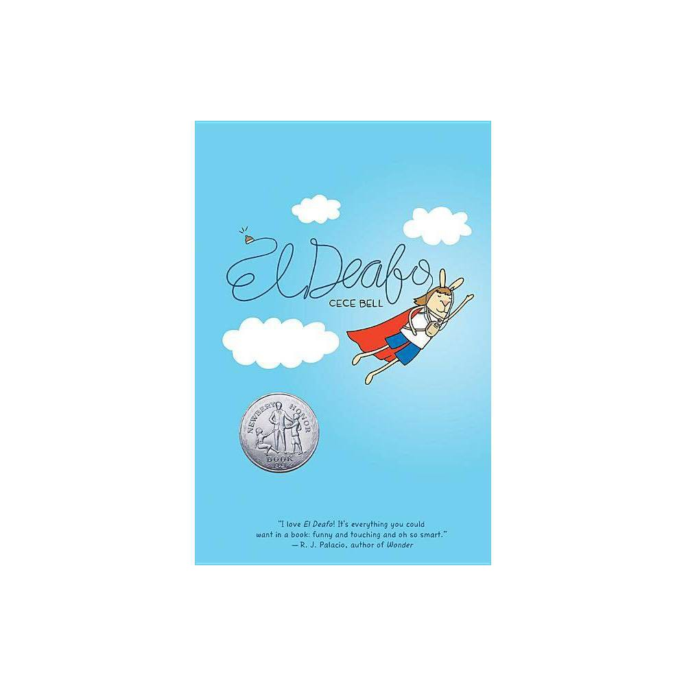 El Deafo By Cece Bell Hardcover