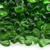 American Fireglass 1/4-Inch Fireplace and Fire Pit Eco Beads, 10LB, Jade Green - image 4 of 4