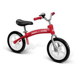 Hello Kitty 2in1 Balance Bike And Scooter - Pink (10