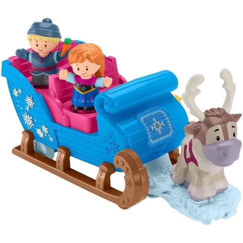 Fisher-Price Little People Disney Frozen Kristoff's Sleigh - image 1 of 4