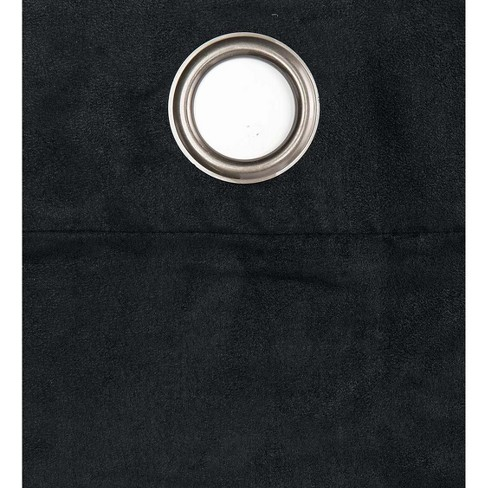 """Thermaplus Sueded Blackout Curtain Panel, 54"""" W x 95"""" L - Thermalogic - image 1 of 1"""