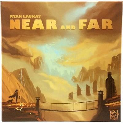 Near and Far (Kickstarter Edition) Board Game