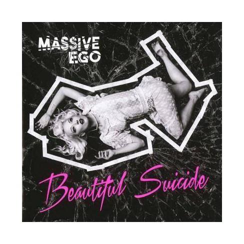 Massive Ego - Beautiful Suicide (CD) - image 1 of 1