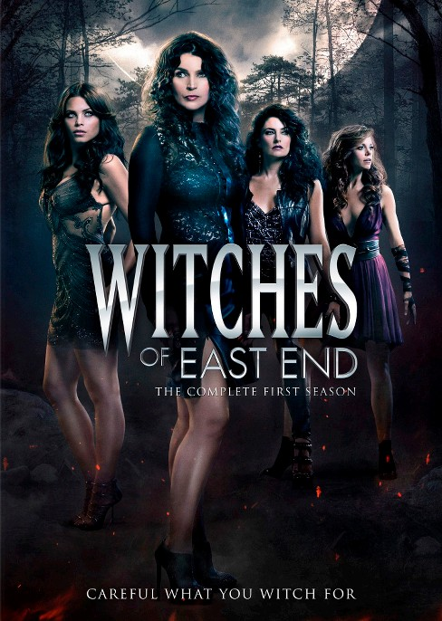 Witches of East End: The Complete First Season (3 Discs) (dvd_video) - image 1 of 1