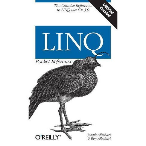 Linq Pocket Reference - (Pocket Reference (O'Reilly)) by Ben Albahari  (Paperback)