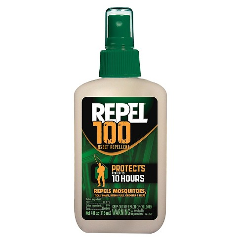 Repel® 100 Deet Pump - 4oz - image 1 of 1