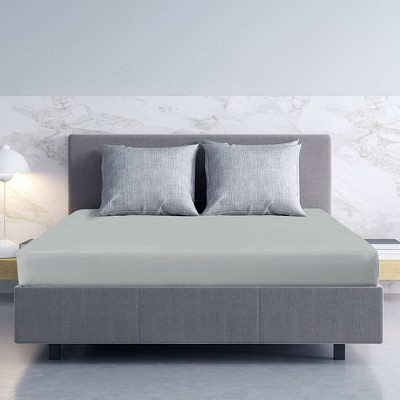 1 Pc Polyester Microfiber Brushed Solid Comfortable Mattress Protector Covers - PiccoCasa