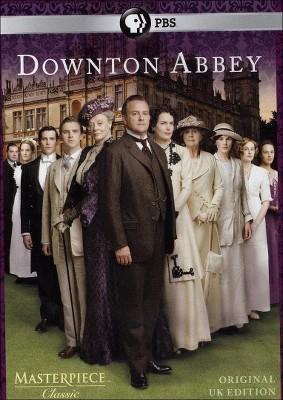 Masterpiece Classic: Downton Abbey - Season 1 [3 Discs]