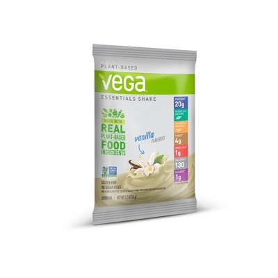 Protein & Meal Replacement: Vega Essentials Singles