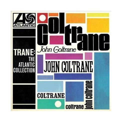 John Coltrane - Trane: The Atlantic Collection (Vinyl) - image 1 of 1