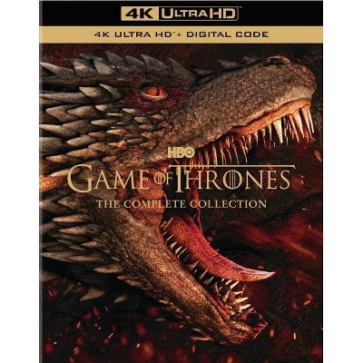 Game of Thrones: The Complete Series Collection (4K/UHD)(2020)