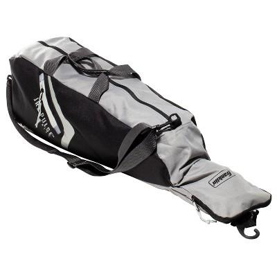 Franklin Sports Jr Pulse Equipment Bag - Black/Gray