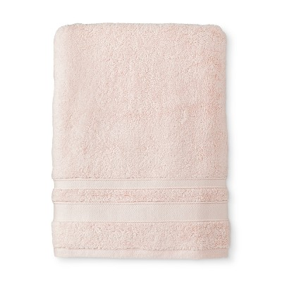 Bath Towel Performance Texture Bath Towels And Washcloths Amethyst Pink - Threshold™