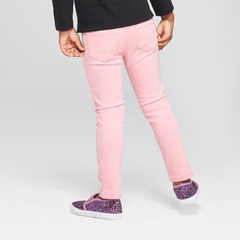 Toddler Girls  Jeans - Cat   Jack™ Pink Rose 3T   Target e0d17753d