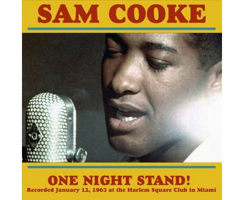 Sam Cooke - One Night Stand Recorded January 12 1 (Vinyl) - image 1 of 1
