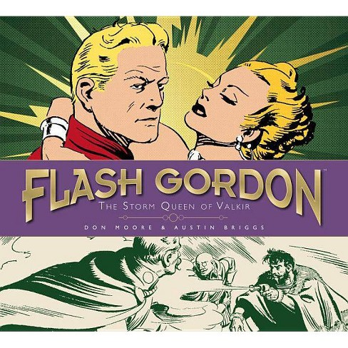 Flash Gordon, Volume 4 - by  Don Moore (Hardcover) - image 1 of 1