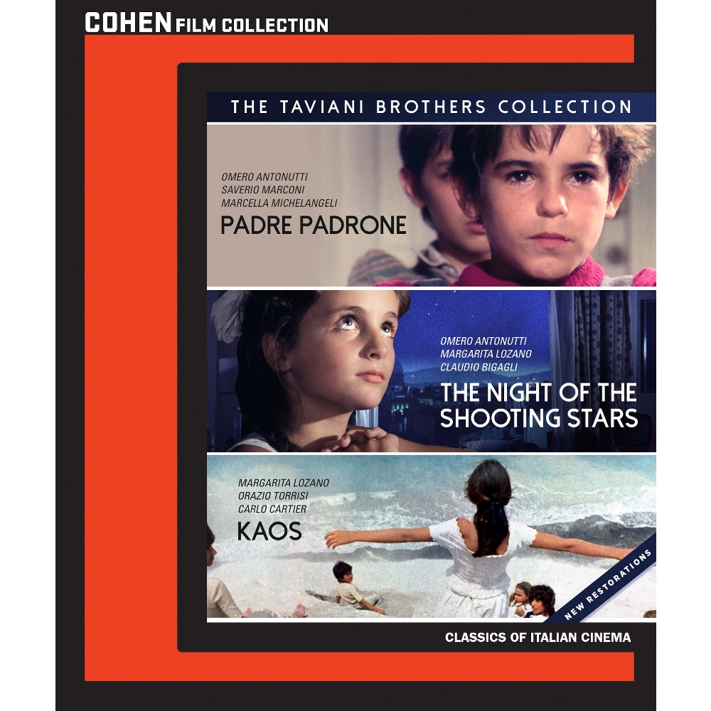 Taviani Brothers Collection (Blu-ray)