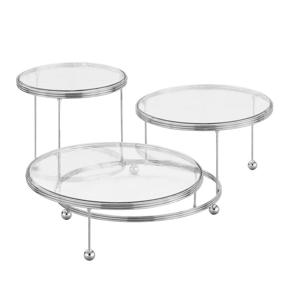 Image of Wilton Cakes-and-More 3-Tier Party Stand