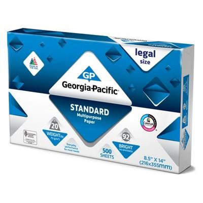 Georgia-Pacific Legal Printer Paper White 500ct