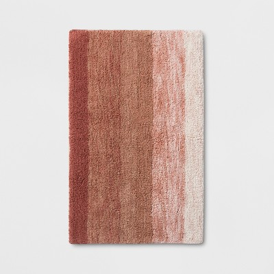 Mesa Bath Rug Dark Peach - Project 62™