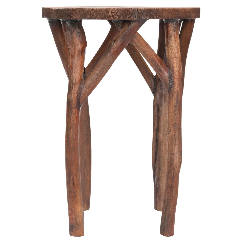 End Table Brown - Safavieh