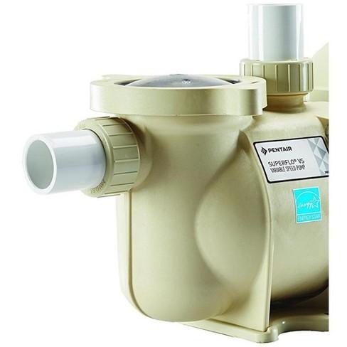 Pentair Superflo 1 5 Hp 115/208-230 Volt Variable Speed Vs Pool Pump |  342001