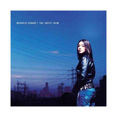 Michelle Branch - Spirit Room (CD) - image 1 of 1