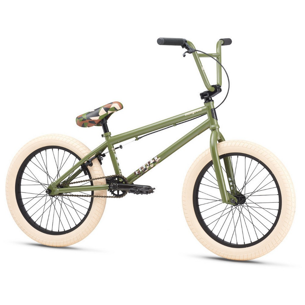 896bce00b98 Mongoose Legion L80 20 Freestyle Bike - Green Ready for a Bmx bike that can  handle