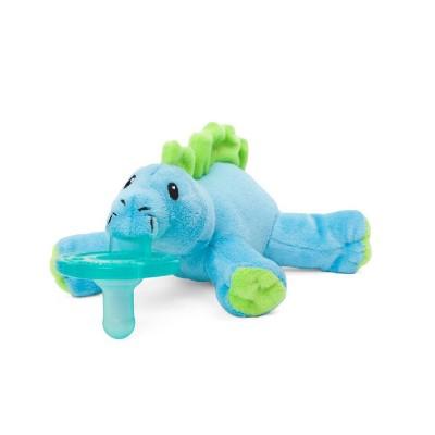 WubbaNub Baby Dino Pacifiers