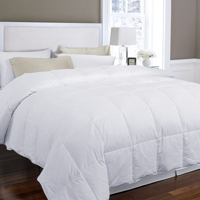 Puredown Lightweight 75% White Down Comforter