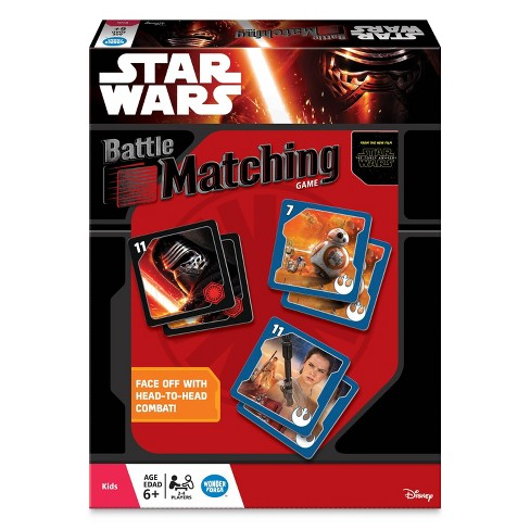 Star Wars: The Force Awakens Matching Game - image 1 of 4