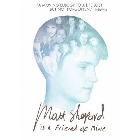 Matt Shepard is a Friend of Mine (DVD)(2015) - image 1 of 1