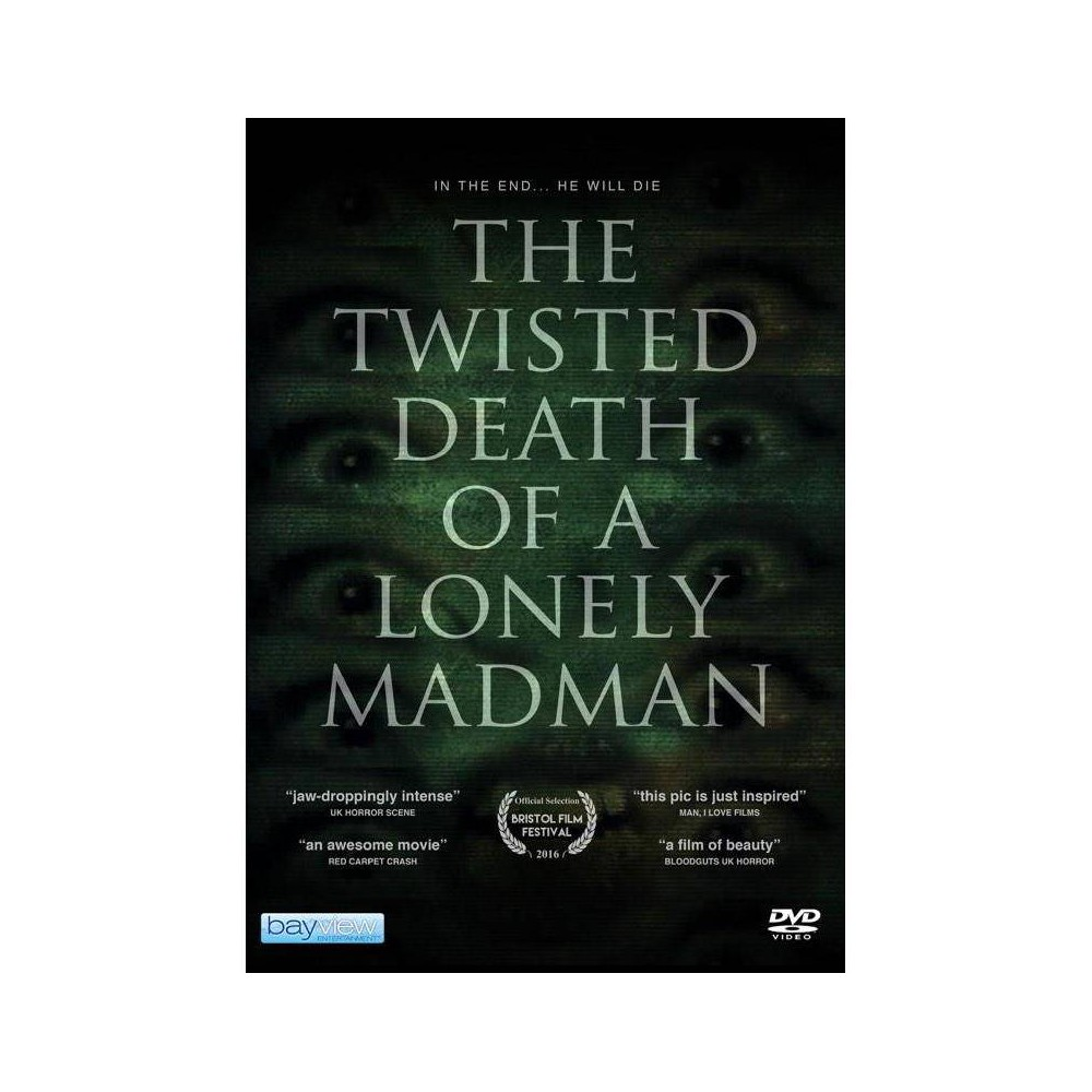 The Twisted Death of a Lonely Madman (DVD) was $9.99 now $4.99 (50.0% off)